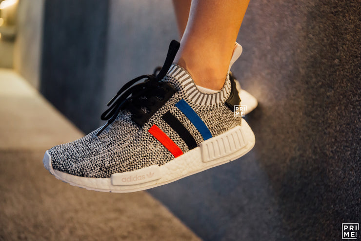 Adidas NMD R1 PK Grey / Tri Color (BB2888)