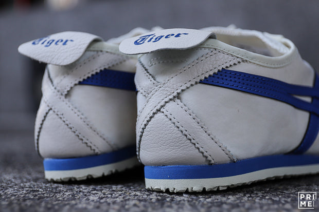 Onitsuka Tiger Mexico66 Slip on Cream/classic Blue (D3K0Q-0042)