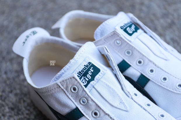 Onitsuka Tiger Mexico66 Slip on White/Spruce green (1183A360-102)