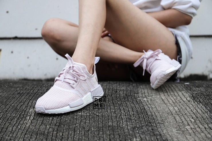 Adidas NMD R1 Orchid Tint / Orchid Tint / Cloud White (B37652)
