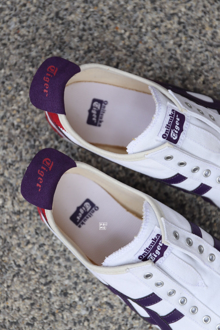 Mexico66 Slip on  White/Graient Purple (D3k0n-0133)
