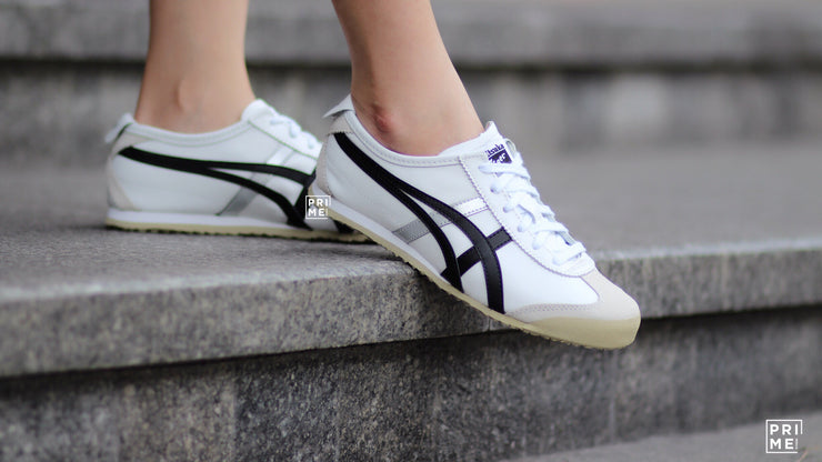 Onitsuka Tiger Mexico66 White/Black (DL408-0190)