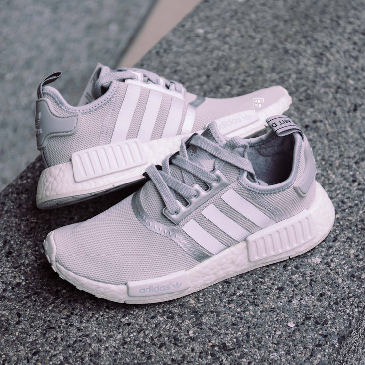 Adidas NMD R1 Matte Silver (S76004)