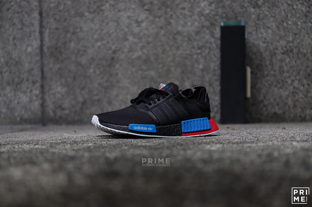Adidas NMD R1 Core Black / Red (FX4355)