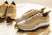 Nike Air MAX97 Ultra Metalic Gold(918356-700)