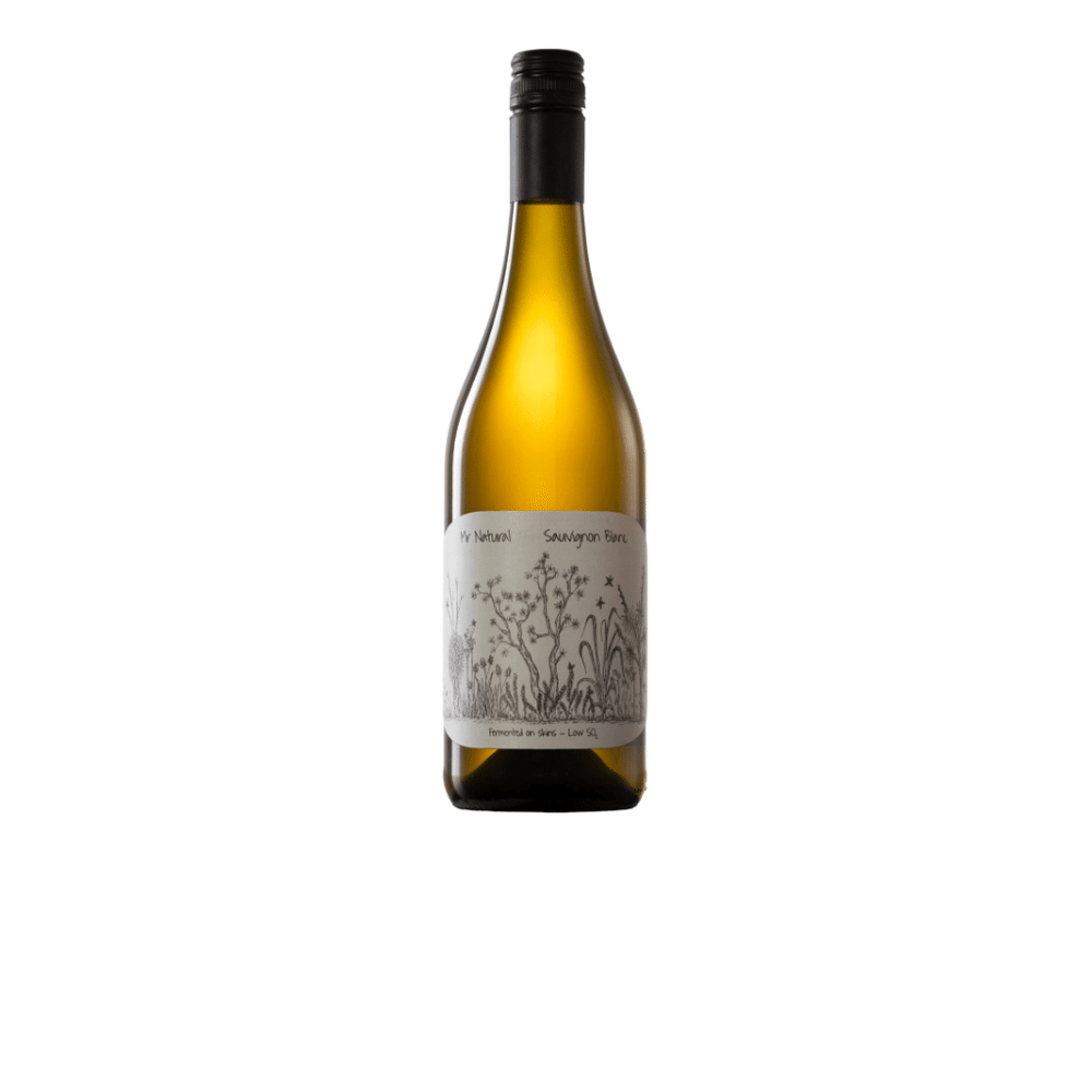 2018 Mr Natural Sauvignon Blanc with free shipping