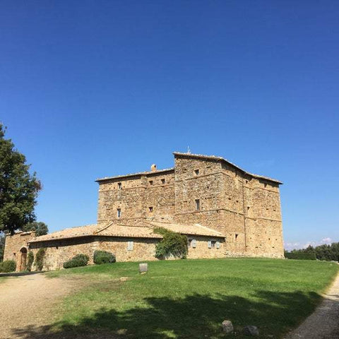 Castello Romitorio in Montalcino