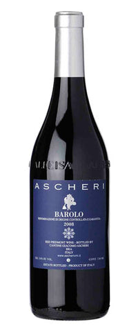 Barolo DOCG 2015, Three Vineyards, by Ascheri 93 Pts JS