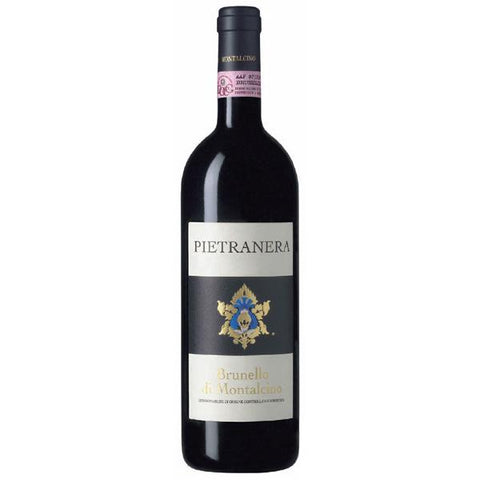 Brunello di Montalcino 2012, Pietranera Magnum, 94 Points JS