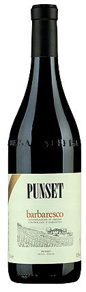 Barbaresco  Reserva, 2012  DOCG Punset