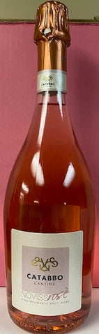 Noviss Rose Brut by Catabbo