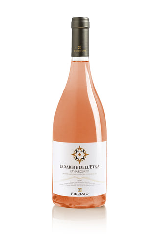 Etna Rose' 2019 DOC , Le Sabbie Dell' Etna By Firriato