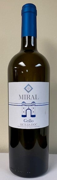 Grillo, 2019 DOC Miral by  Fina Winery