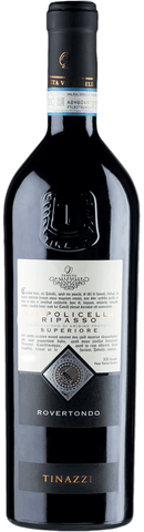 Ripasso Valpolicella, 2018 Rovertondo, Vineyard Valleselle by Tinazzi