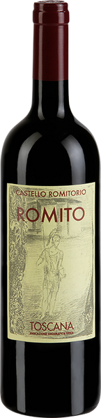 ROMITO TOSCANA IGT, 2015, Castello  Romitorio, 93 pts JS