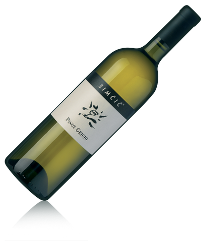 Pinot Grigio,2015 Simcic, 90 Points James Suckling