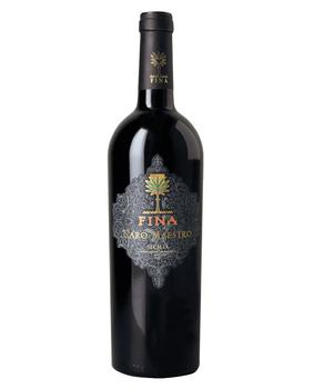 Caro Maestro, 2014  Bordeaux Blend by Fina Winery in Western Sicily