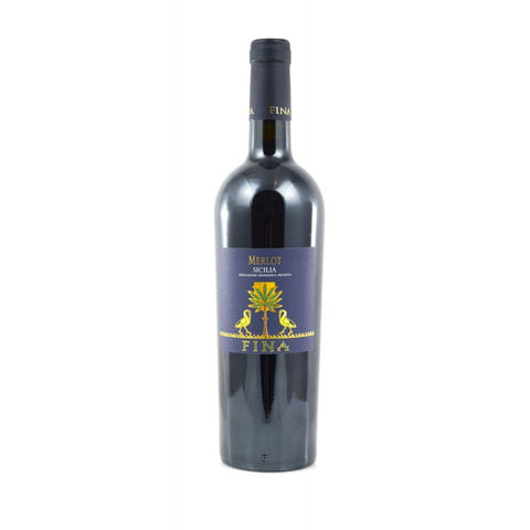 Merlot, 2016 by Fina Winery in Western Sicily