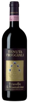 Brunello di Montalcino 2015, DOCG, Tenuta Friggiali - 94 Points James Suckling
