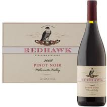 Pinot Noir 2018 Redhawk, Willamette Valley