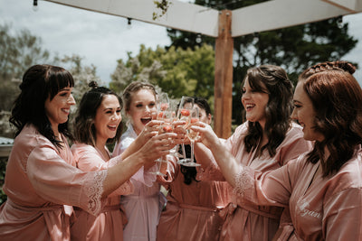 Beating the distance and bringing your Bride Tribe together, no matter what