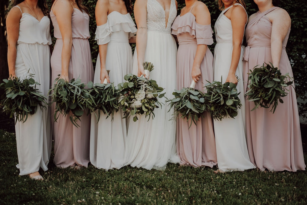 The Hottest Trends in Bridesmaid Dresses for 2020