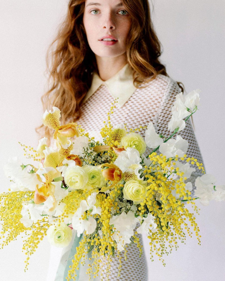 Pantone Colour of the Year 2021 wedding bouquet ideas
