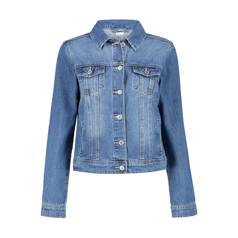 Bride denim jacket - Letterman style - Bride Tribes