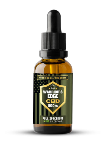 Warriors Edge CBD