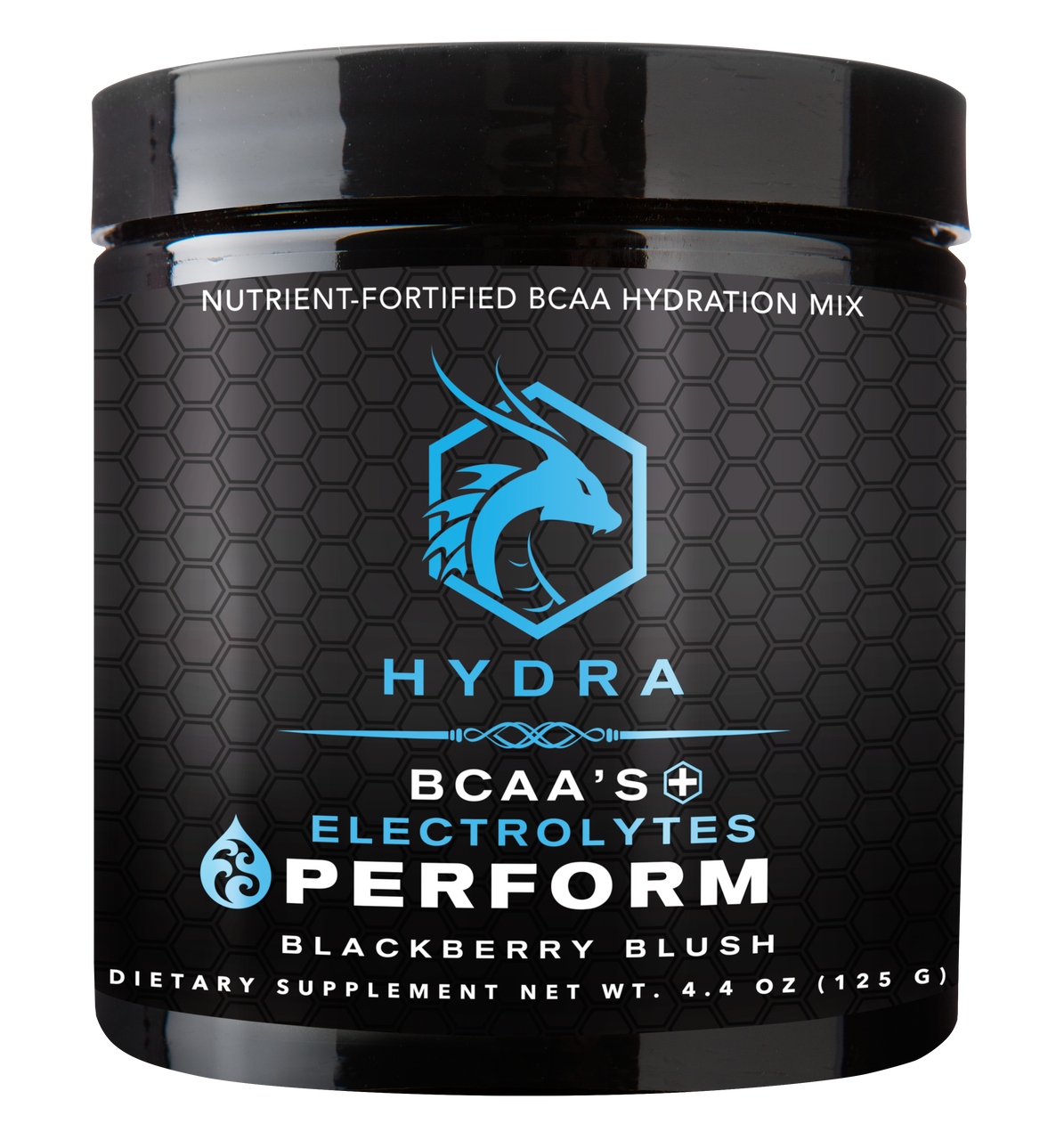 HYDRA PERFORM: BCAA's + Electrolytes, 20 Servings