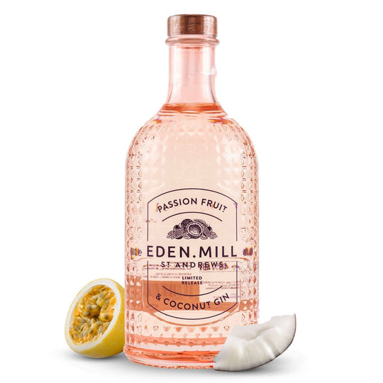 Eden Mill - Passion Fruit & Coconut Gin | 40% - 0,5L