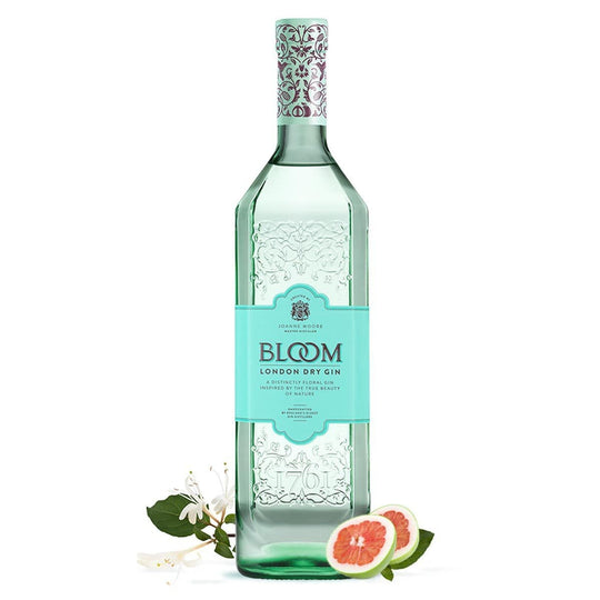 Bloom London Dry Gin | 40% - 0,7L