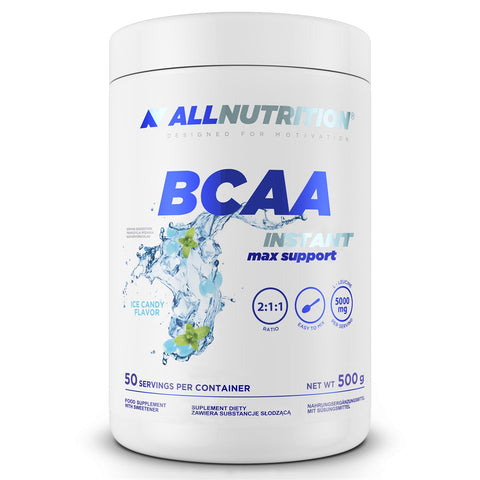 BCAA MAX SUPPORT INSTANT 400g Allnutrition - Predators Gear