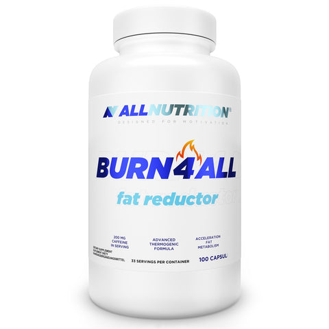 BURN4ALL Allnutrition 100 caps - Predators Gear