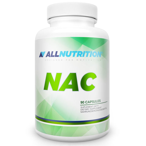 NAC Allnutrition 90caps - Predators Gear