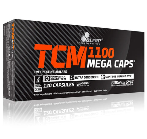Olimp TCM 1100 120 caps - Predators Gear