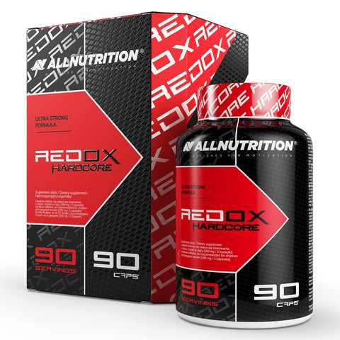 REDOX HARDCORE Allnutrition 90 caps - Predators Gear