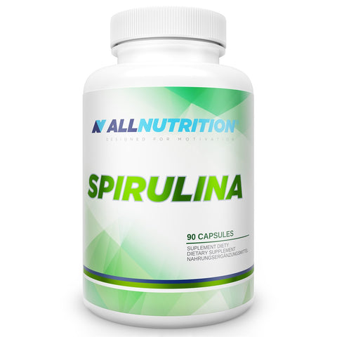 SPIRULINA Allnutrition 90 caps - Predators Gear