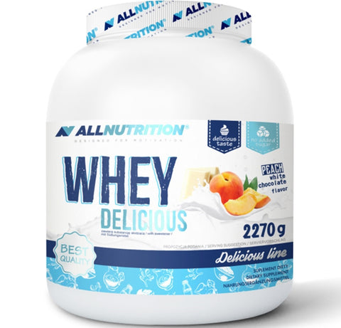 Whey Delicious 2.27kg Allnutrition