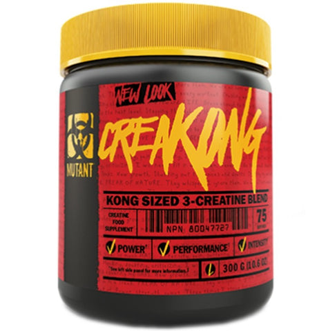 Mutant Creakong 75 servings - Predators Gear