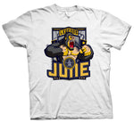 Legends Are Born in June T-shirt Black Gorilla