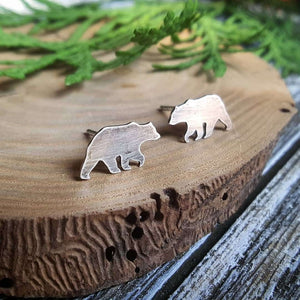 Grizzly Bear Studs