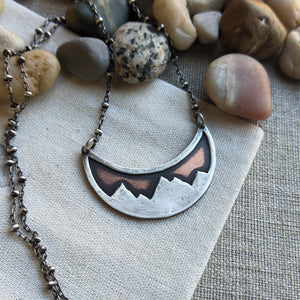 Mountain Call Necklace
