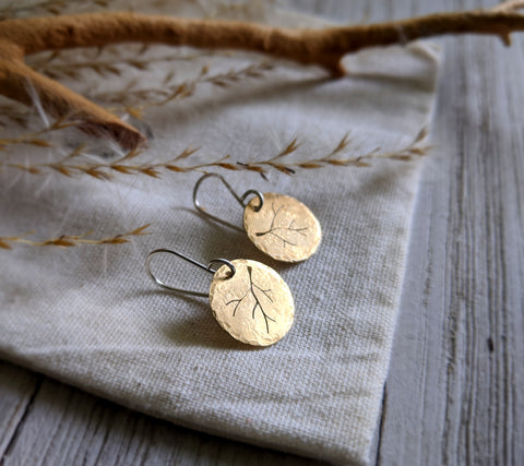 Branch Earrings