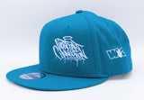Copy of Graffiti Hat - TEAL - NEW ERA