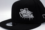 Graffiti Hat - BLACK - NEW ERA