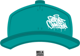 Graffiti Hat - TEAL - NEW ERA