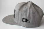 The Legendary Hat - HEATHER GREY - Yupoong