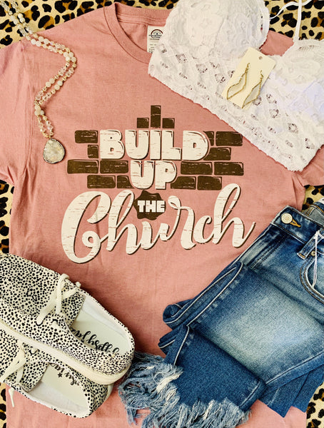 Build Up The Church