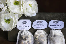 Load image into Gallery viewer, Essential Oil Bath Tea - Twin Set